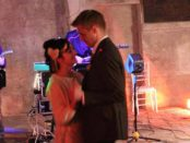 Money for nothing Dire Straits played live by Guty & Simone wedding band Tuscany