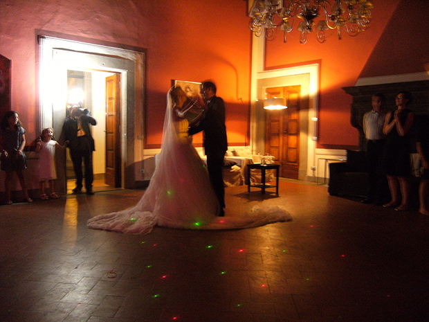 Castello di Gabbiano wedding Tuscany
