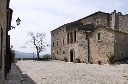 Titignano castle