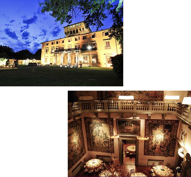 Villa di Maiano Fiesole Florence
