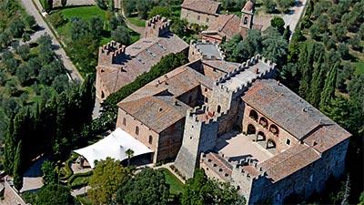 castello di modanella.
