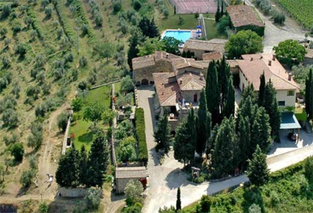 quercia al poggio tuscany