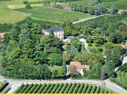 Villa Vento Custoza lake Garda Verona