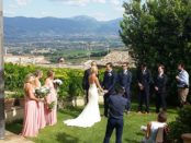 A wedding in Umbria