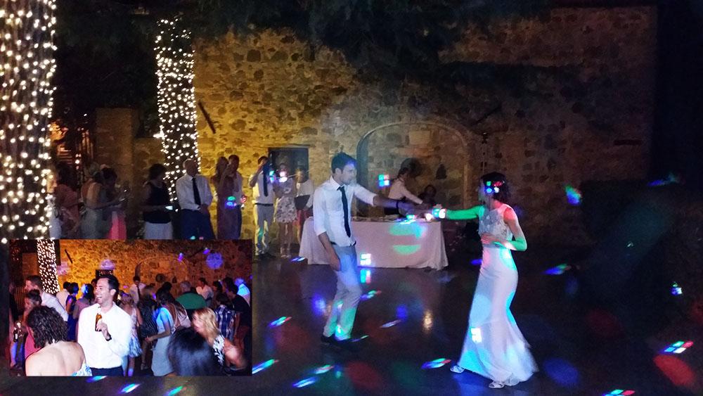 Borgo di Castelvecchio wedding party video