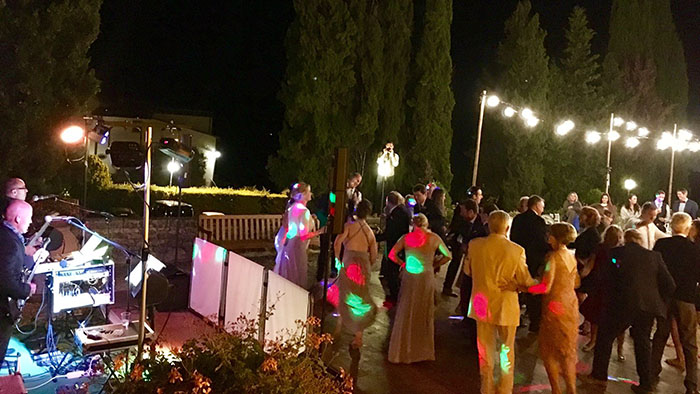 Vicchiomaggio wedding