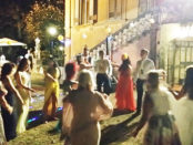 Villa di Corliano wedding