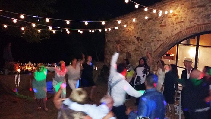 Wedding music Siena - The Lazy Olive, Asciano, Siena, Tuscany