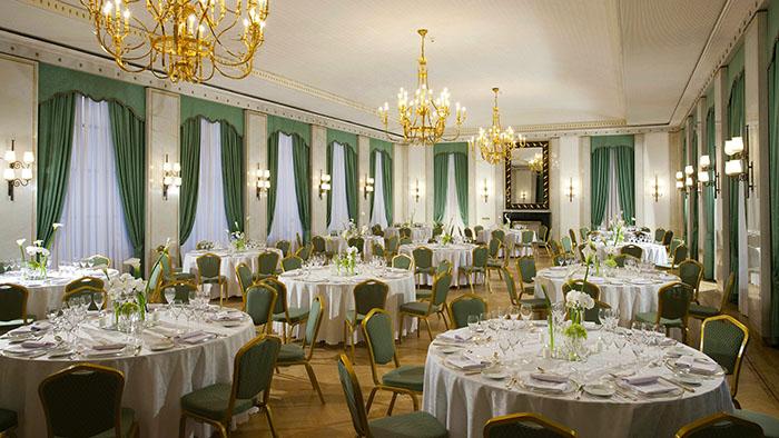 Wedding music Rome - Hotel Quirinale