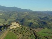 Castello di Velona wedding in Montalcino Tuscany