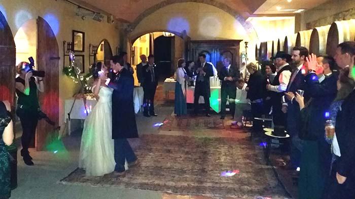 Villa Mangiacane wedding a fairytale wedding in Tuscany 2