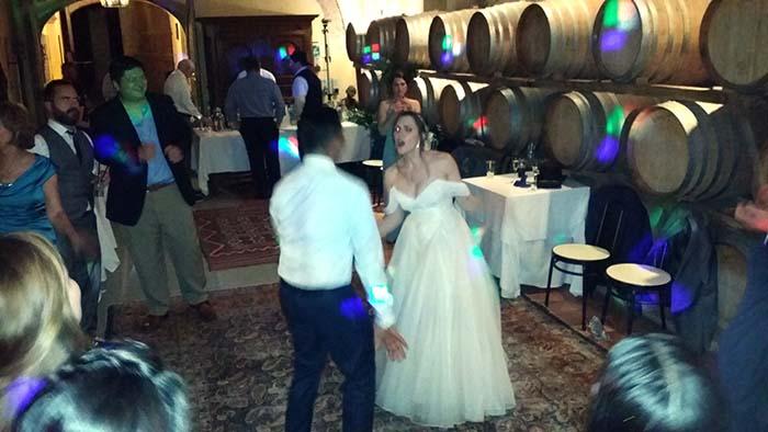 Villa Mangiacane wedding a fairytale wedding in Tuscany 3
