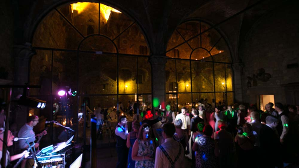 Wedding band Florence Italy - hire a wedding band in Florence Italy