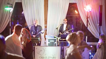 Casa Cornacchi wedding band - Live music and dj set at Casa Cornacchi