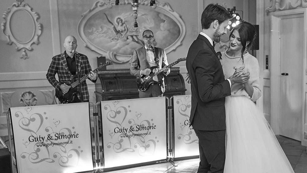 Wedding band Villa Le Fontanelle Florence