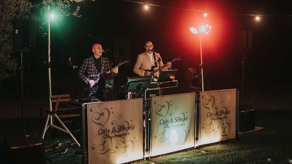 Umbria wedding band Italy
