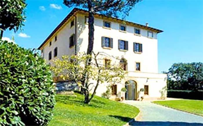 il castagno wedding in Tuscany