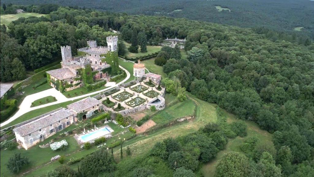 Top wedding venues Italy