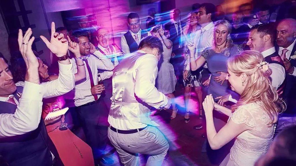 Wedding party audio demo Italy