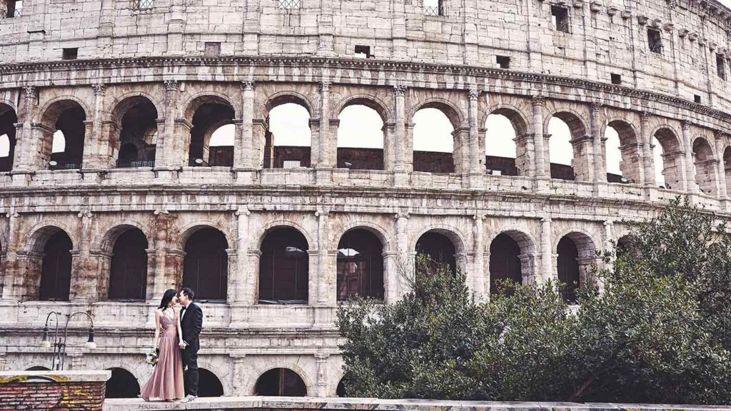 Wedding band Rome Italy - Hire a wedding music band in Rome