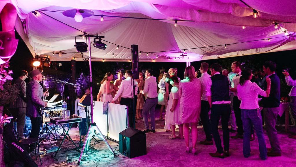 Wedding band Rome Italy - Wedding musicians and dj Rome
