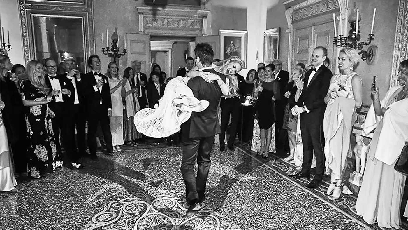 Wedding band Umbria Italy for hire