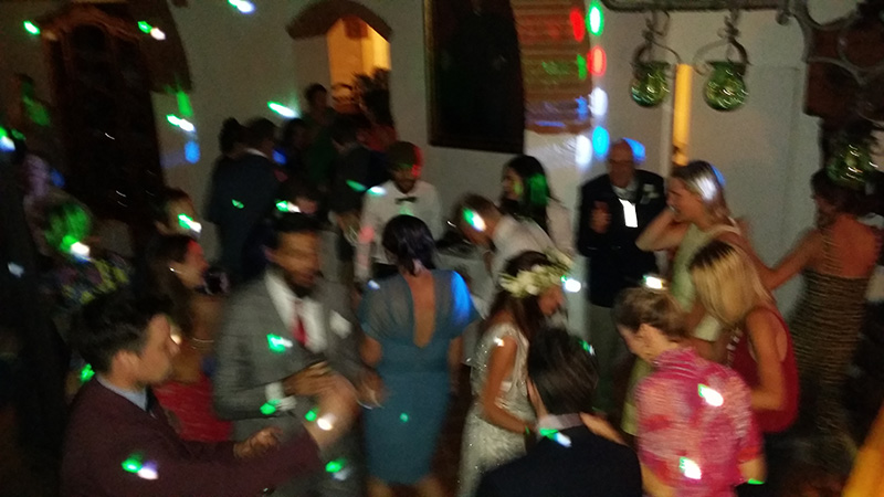 Festa di matrimonio con Guty & Simone
