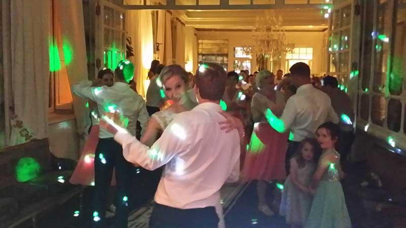Irish wedding party Hotel Majestic Roma