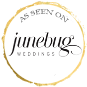 Musica matrimonio Umbria Junebug weddings badge