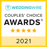 Musica matrimonio Toscana Weddingwire couple's choice award 2021