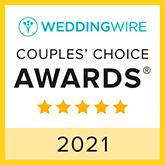 Musica matrimonio Toscana Weddingwire couple's choice award 2021
